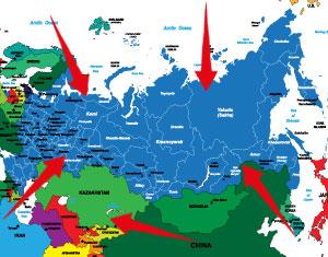 map-arrows